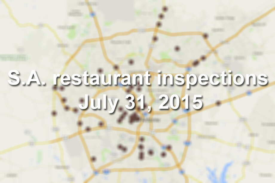 In cased you missed it, last week's list included Sushi Zushi, Alamo Drafthouse and Freebirds. Photo: Google Maps