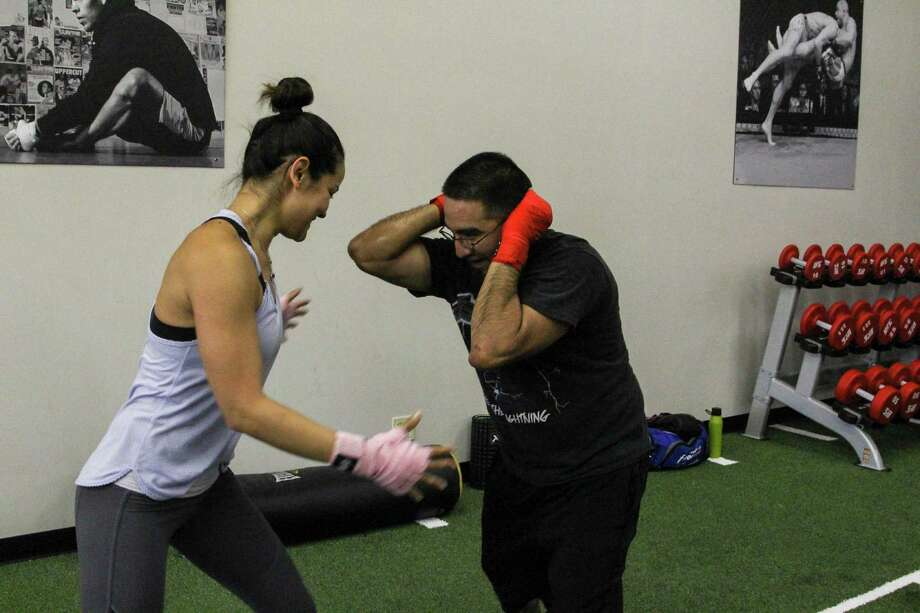 The UFC Gym opened July 25 in San Antonio. It is located at 15032 San Pedro Ave. Photo: Tyler White/SAEN
