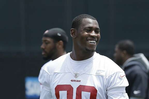 The Raiders signed troubled ex-49er Aldon Smith to a one-year contract Friday.