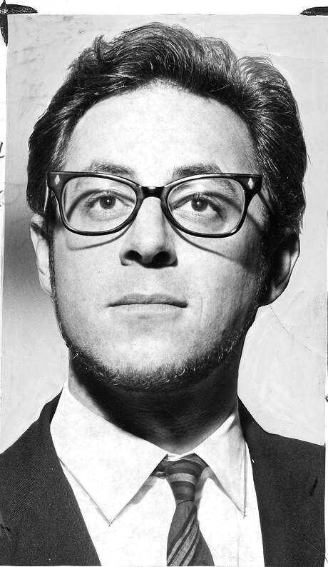 San Francisco Mime Troupe founder and director R.G. Davis  (Ronald Davis) in 1965. Photo: Art Frisch, The Chronicle