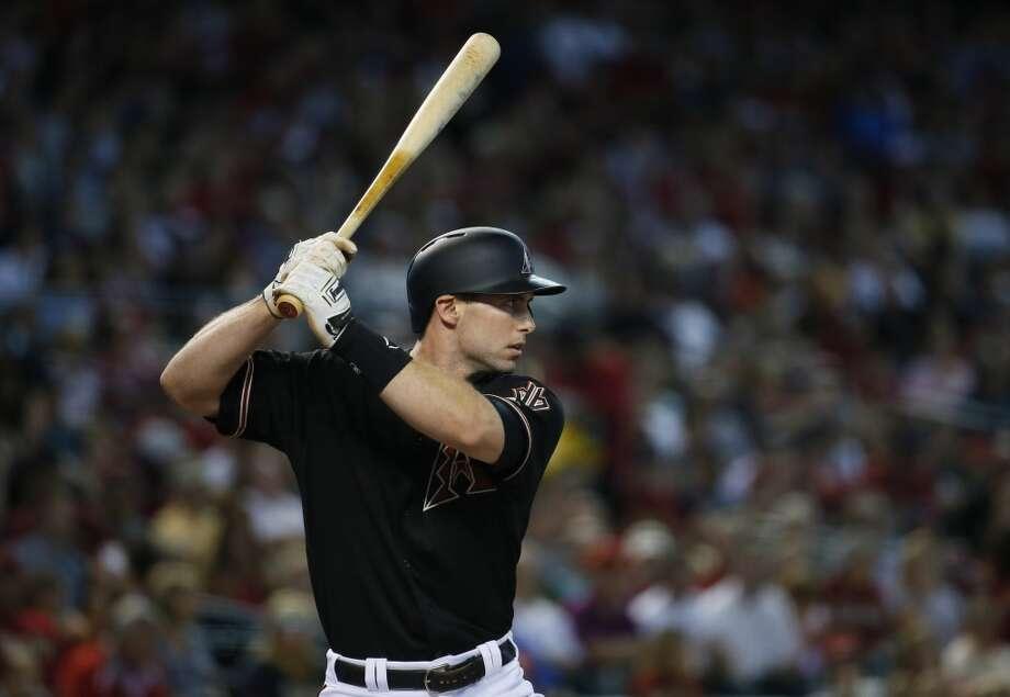 Paul Goldschmidt Through first 50 games:Batting average:.247Hits:40Home runs:9RBIs:27Doubles:9 Photo: Associated Press