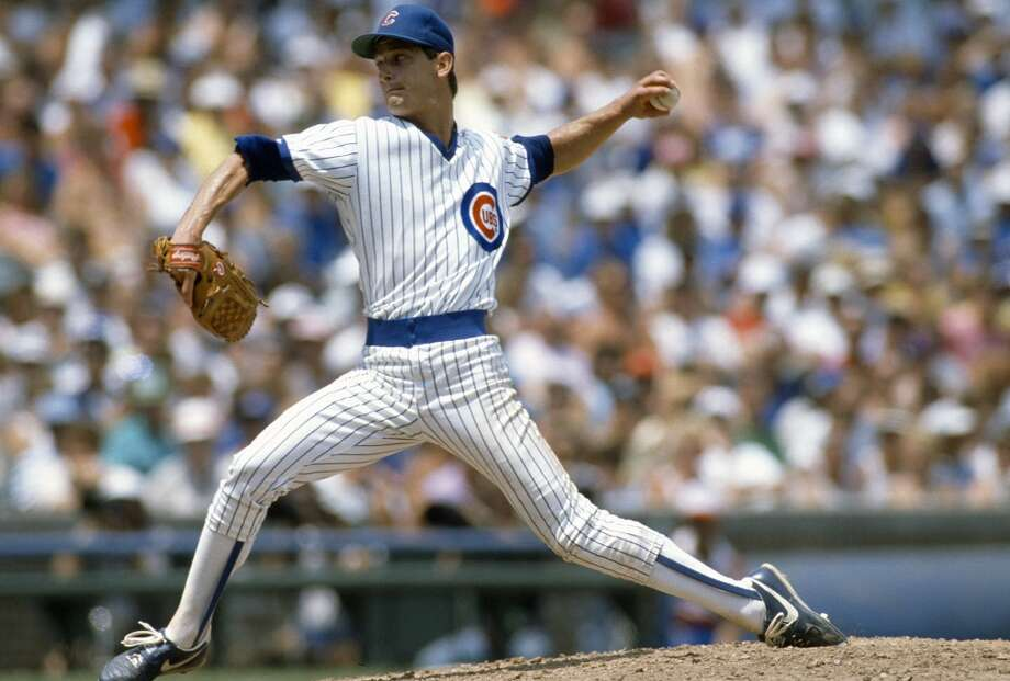During three seasons with the Chicago Cubs, Moyer went a pedestrian 28-34 with a 4.42 ERA in 85 appearances (79 starts) after Chicago took the lefty with a sixth-round pick in the 1984 MLB draft.