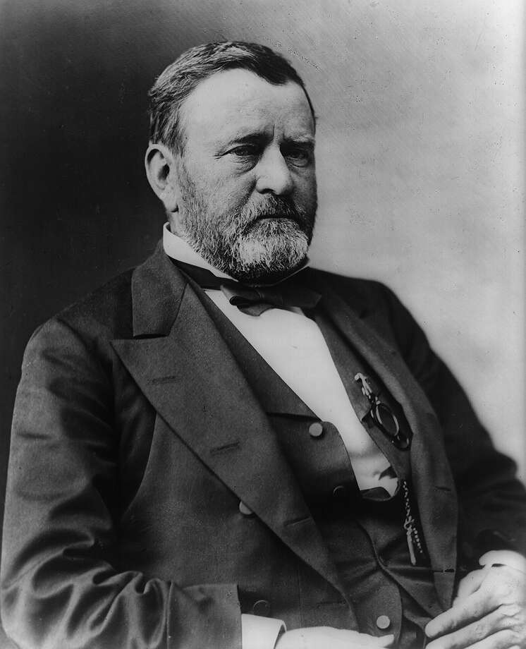 President Ulysses S. Grant, half-length portrait, seated, facing right]. Photo: /LIBRARY OF CONGRESS / AMERICAN MEMORY COLLECTION