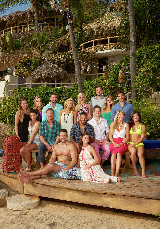 "The long awaited second season of last summer's #1 new unscripted hit series, ""Bachelor in Paradise,"" returns with a two-night premiere on SUNDAY, AUGUST 2 and MONDAY AUGUST 3 (8:00–10:01 p.m., ET/PT) on the ABC Television Network. (ABC/Bob D'Amico)BACK ROW: CLARE CRAWLEY, DAN COX, ASHLEY SALTER, CARLY WADDELL, TANNER TOLBERT, TENLEY MOHLZAN, JARED HAIBON; MIDDLE ROW: LAUREN IACONETTI, ASHLEY IACONETTI, KIRK DEWINDT, JONATHAN HOLLOWAY, JJ LANE III, JUELIA KINNEY, JILLIAN ANDERSON; FRONT ROW: MIKEY TENERELLI, JADE ROPER Photo: Bob D'Amico, ABC"