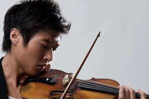 Classical violinist with rock-star charisma part of Danbury Music Centre's new concert series - Photo
