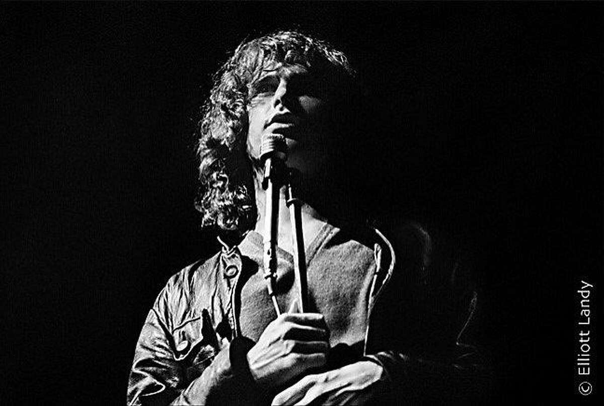 Jim Morrison, The Doors, Hunter College, NYC, 1968 - 1968
