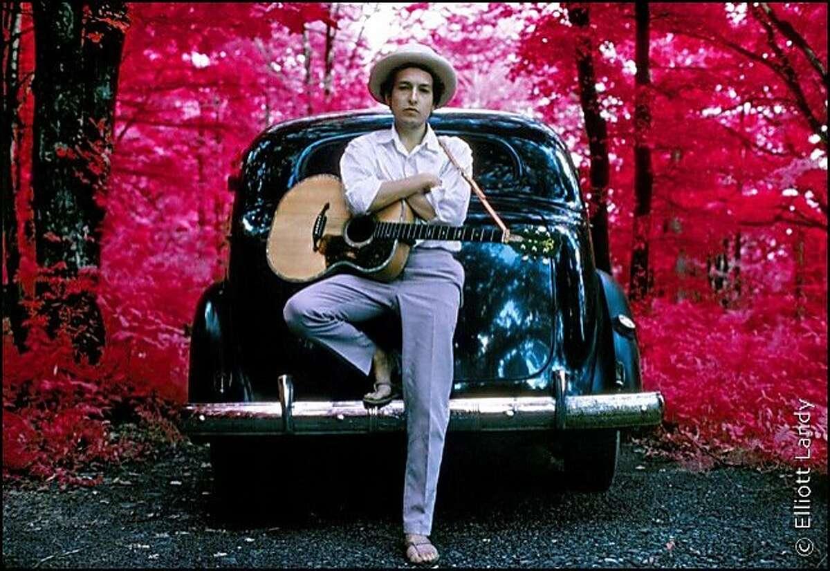 Bob Dylan, Woodstock, NY, 1968 - 1968