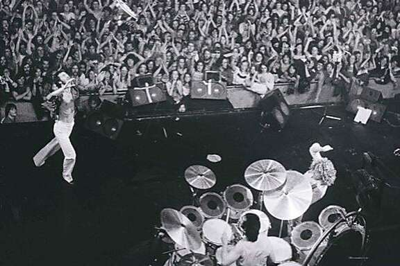 The Last Note, The Who, Winterland, San Francisco, California  -  1976