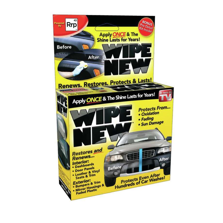 As Seen On TV product: Wipe New. (wipenew.com)