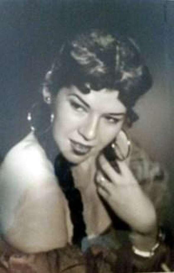 obit photo for Maria Socorro Hernandez Daugherty, who died July 30, 2015, at 91. San Antonio. Photo: Courtesy / Courtesy