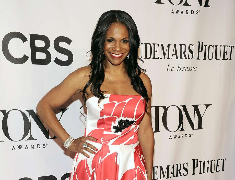 Audra McDonald is raising money for Covenant House. Photo: Charles Sykes, Associated Press