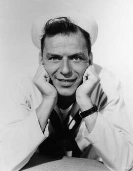 """Frank Sinatra in """"On the Town"""""""
