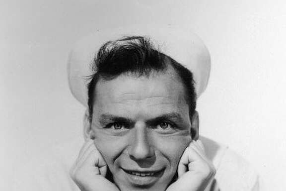 "Frank Sinatra in ""On the Town"""