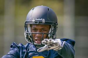 Cal cornerback Darius White doesn't get tired of improving - Photo