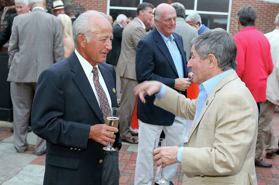 Were you Seen at the Hall of Fame reception at the National Museum of Racing and Hall of Fame in Saratoga Springs on Friday, August 7, 2015? Photo: Joe Putrock/Special To The Times Union
