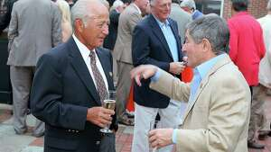 Were you Seen at the Hall of Fame reception at the National Museum of Racing and Hall of Fame in Saratoga Springs on Friday, August 7, 2015?