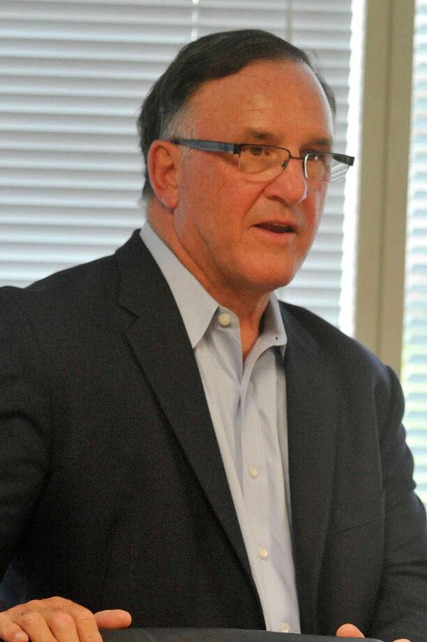 Al Barbarotta, CEO of AFB Facilities Management Photo: Jason Rearick / Hearst Connecticut Media / Stamford Advocate