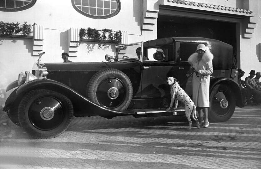 France circa 1929 rolls royce car elegance competition for Rolls royce motor cars houston