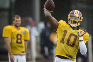 RGIII out, Kirk Cousins to start season as Redskins QB - Photo