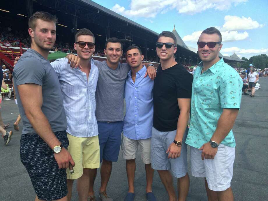 Were you seen at Whitney Day at the Saratoga Race Course in Saratoga Springs on Saturday, August 8, 2015? Photo: Alexis Smith
