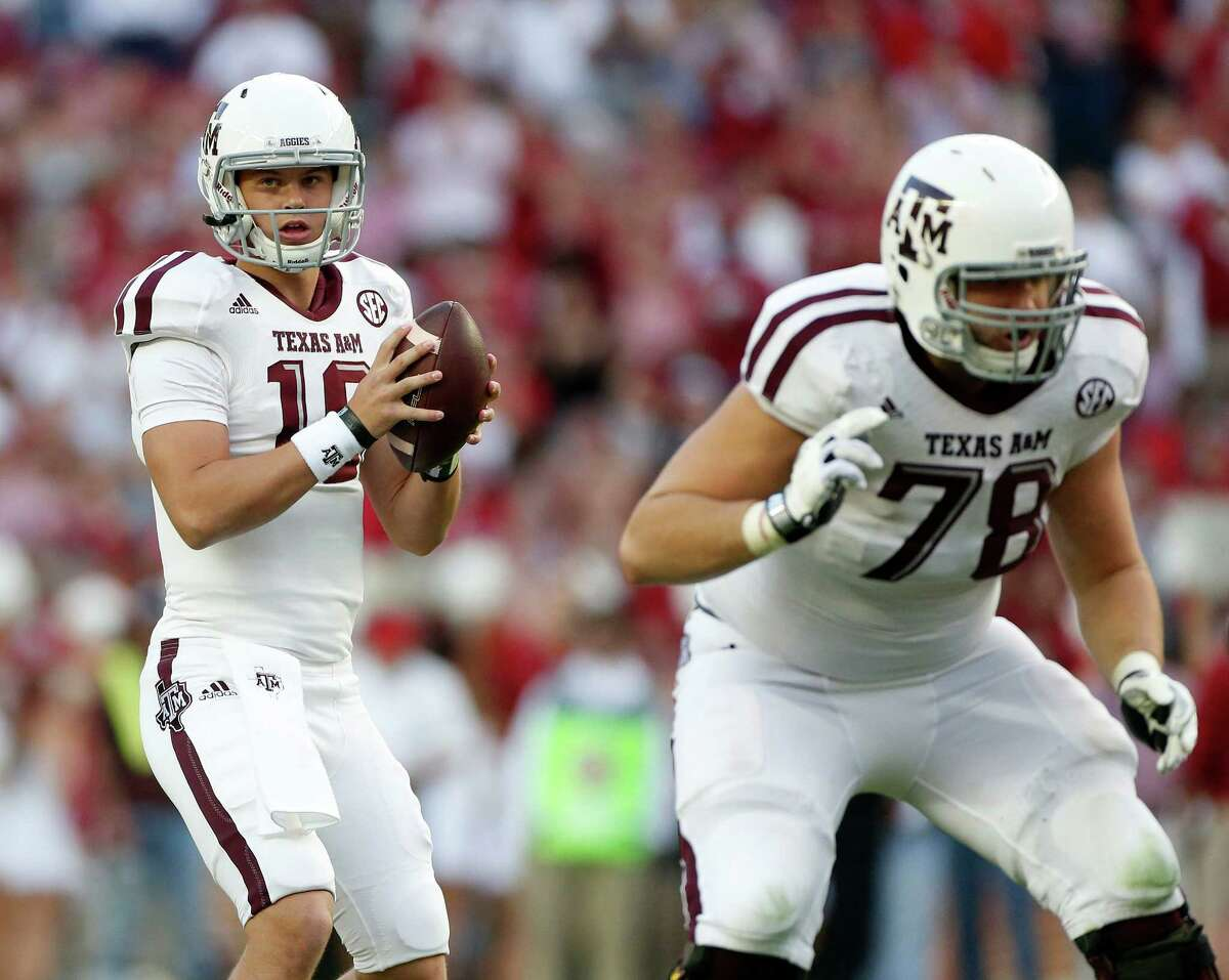 Although he was the Liberty Bowl MVP, QB Kyle Allen will have to earn the starting spot at A&M.