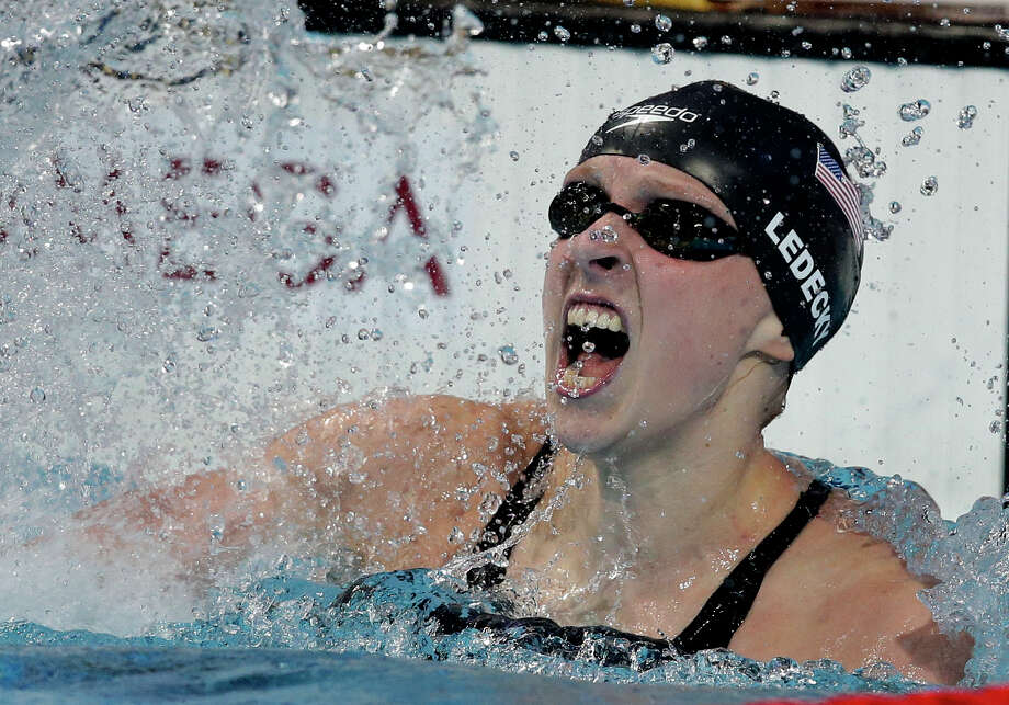 Katie Ledecky, swimmingThe incoming Stanford freshman returns for her second Olympic Games after winning the 800 meter freestyle as a 15 year old in London. Photo: Michael Sohn, STF / AP