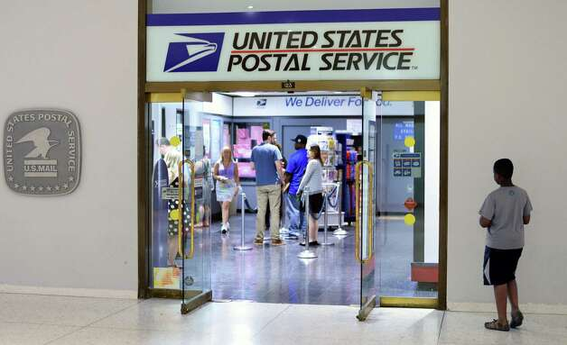 Post Office on the concourse level of the Empire State Plaza Tuesday July 14, 2015 in Albany, NY.  (John Carl D'Annibale / Times Union) Photo: John Carl D'Annibale / 00032594A