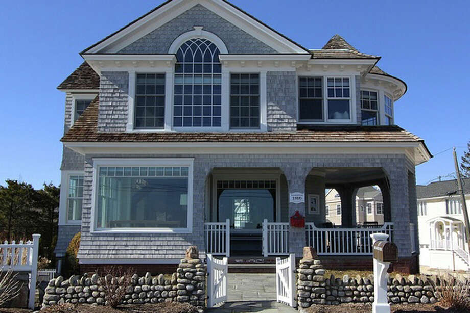 The property at 15 Soundview Drive was recently sold for $3.1 million. Photo: Contributed / Contributed Photo / Westport News
