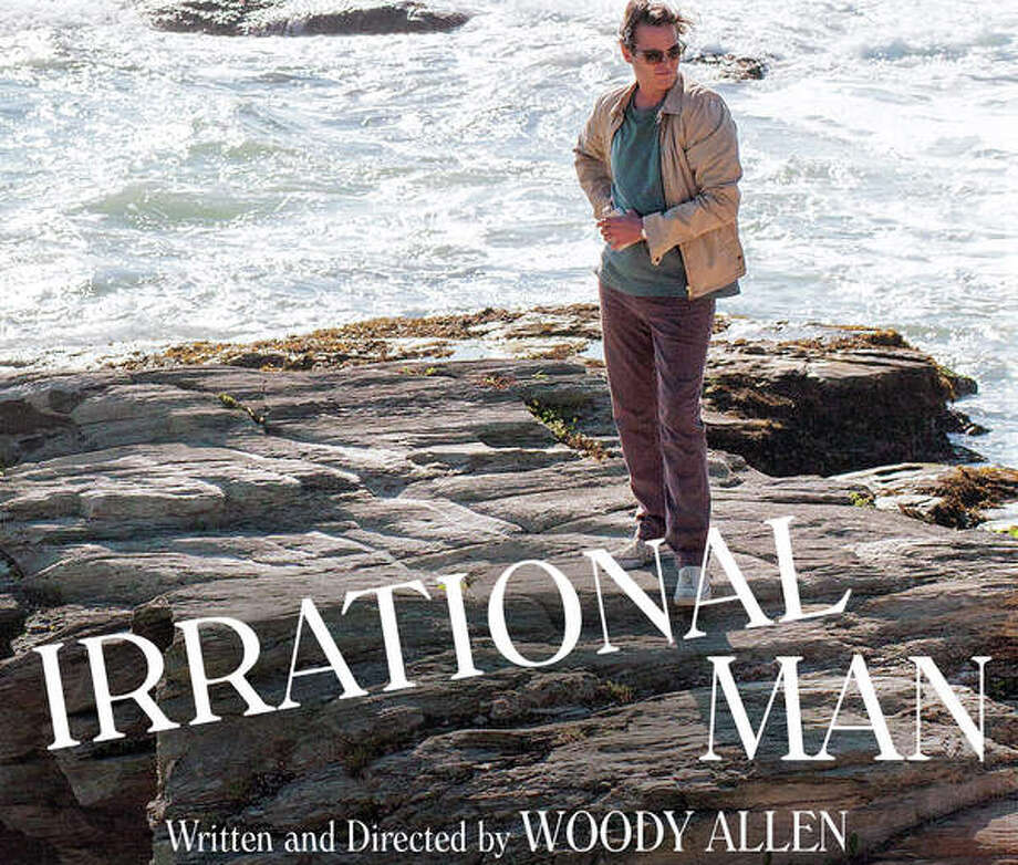 """Irrational Man"" is the latest movie from director Woody Allen. Photo: Contributed / Contributed Photo / Westport News"