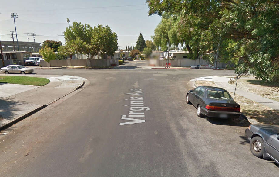 San Jose police shot and killed a suspect in a stabbing on Virginia Avenue near South 34th Street about 6:20 p.m. Sunday night. Photo: Google Maps