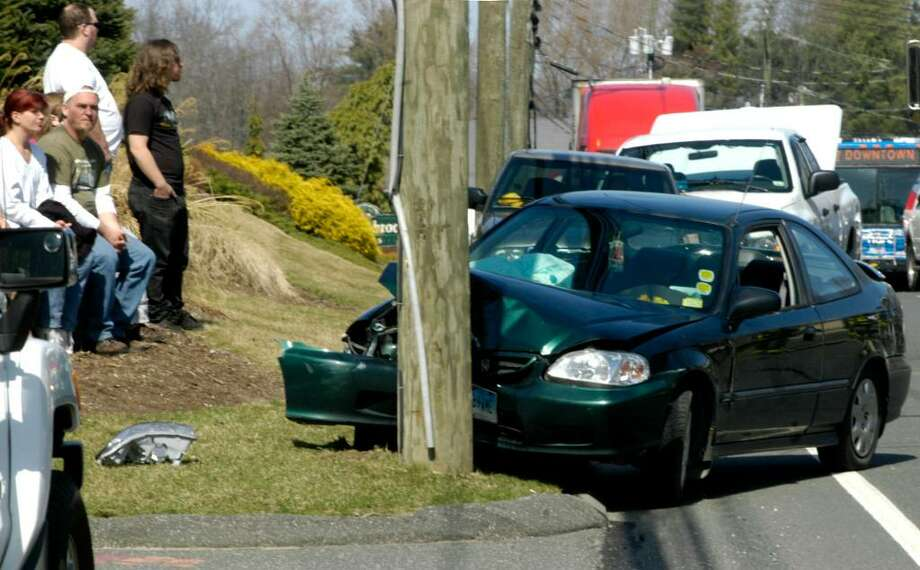 New Fairfield Connecticut Car Accident New Milford