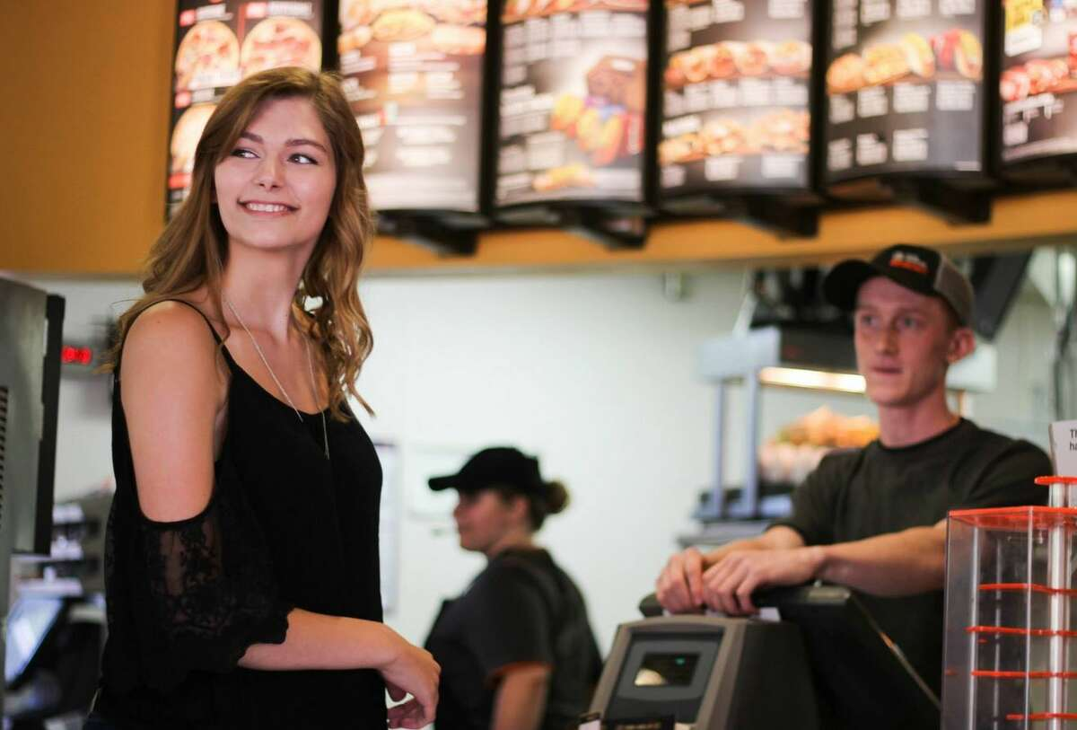 Before her Taco Bell senior photos reached viral status with almost 7,000 retweets and 14,000 favorites, she had a prolific online presence with light-hearted tweets, sometimes focused around her love for the restaurant, she told the San Antonio Express-News in a phone conversation. She said she tweeted about taking her pictures there and then thought