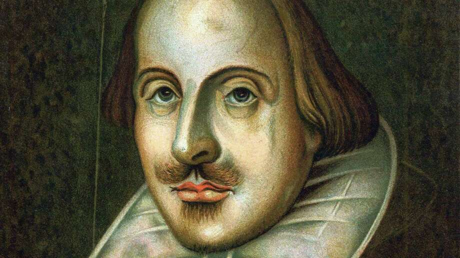 William Shakespeare, 1609. Photo: Print Collector, Getty / Ann Ronan Picture Library / Heritage Images