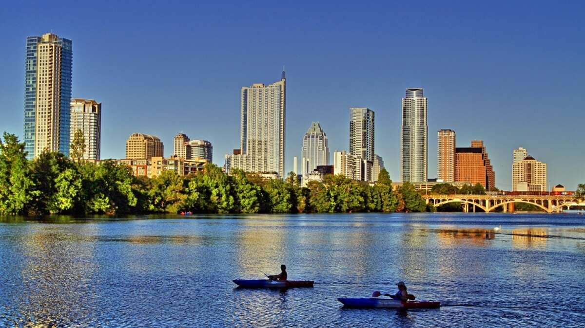 Safest Metro Cities in Texas 14. Austin Crime (1 is most crime): 13 Police (1 is least investment): 33 Risk (1 is highest): 25