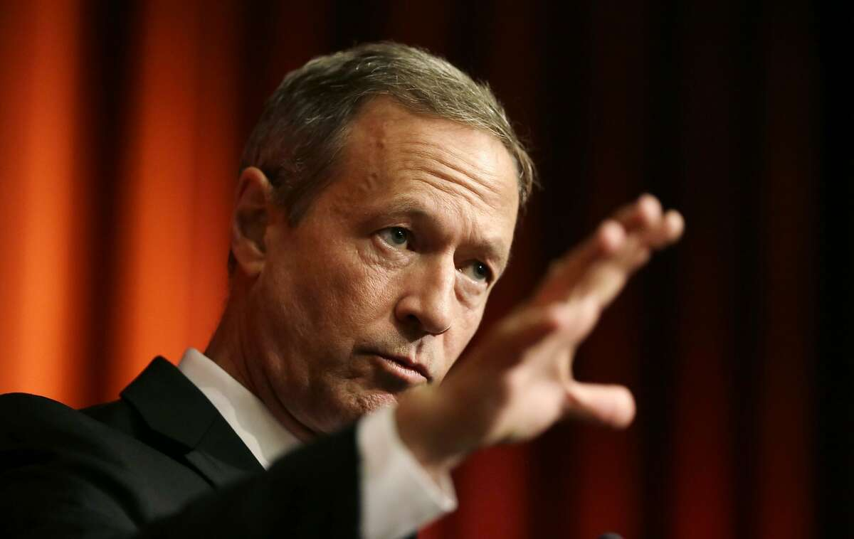 Former Maryland Gov. Martin O'Malley will host two tech-related events and fundraise next week.