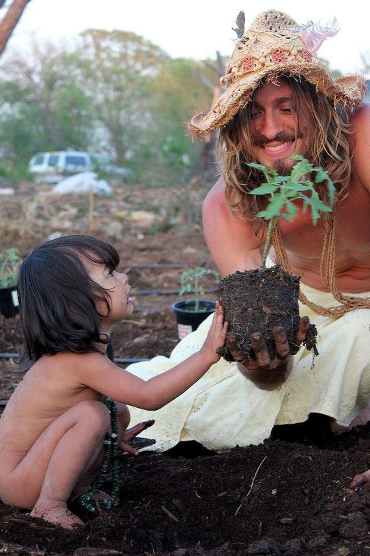 The Garden of Eden is a farming commune in Arlington, Texas, where residents help raise food and live off the grid. The group, led by founder Quinn Eaker, is suing the City of Arlington for a 2013 raid that saw residents handcuffed for an entire day, yet failed to produce any of the drugs or weapons named in a search warrant.