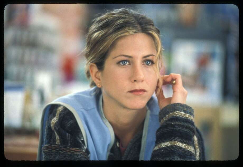 """The Good Boy/Girl: This character, male or female, has spent their entire life playing by the rules. Actually, make that playing by the rules too closely. Yet, even though they've followed all society's dictates, there's still something wanting in their lives. Seen here, Jennifer Aniston in 2002's aptly named """"The Good Girl."""" Photo: Handout, SFC"""