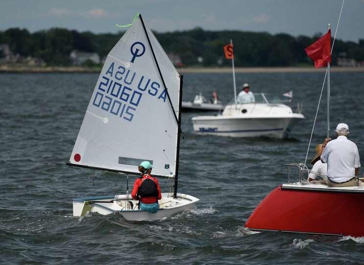 Junior Sailing Long Island Sound