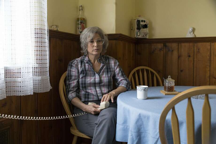 """Catherine Keener as Mary Dorman in """"Show Me a Hero.""""  photo credit: Paul Schiraldi/courtesy of HBO. Photo: Paul Schiraldi/courtesy Of HBO."""