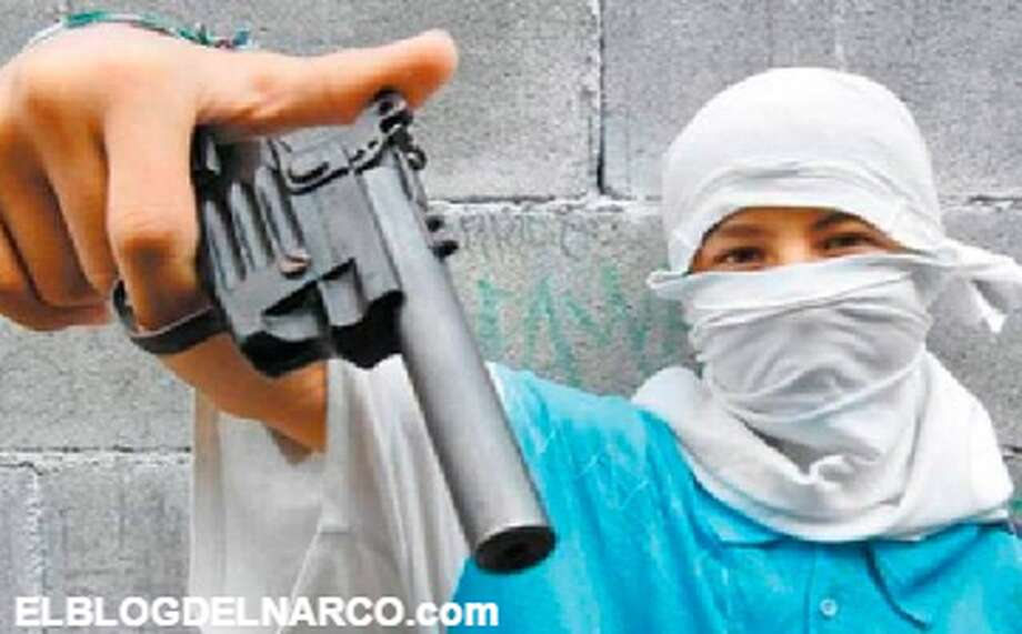 Young killers More than 1000 youths are in Mexican jails due to murder convictions. Photo: Blogdelnarco.com