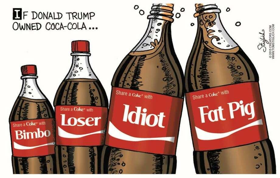 Trump taste test