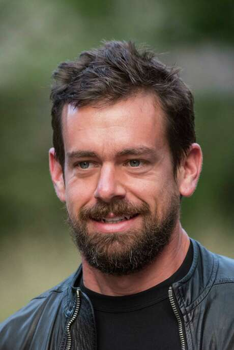 Jack Dorsey, interim chief executive officer and co-founder of Twitter Inc., arrives for a morning session during the Allen & Co. Media and Technology Conference in Sun Valley, Idaho, U.S., on Thursday, July 9, 2015. Billionaires, chief executive officers, and leaders from the technology, media, and finance industries gather this week at the Idaho mountain resort conference hosted by investment banking firm Allen & Co. Photographer: David Paul Morris/Bloomberg *** Local Caption *** Jack Dorsey Photo: David Paul Morris / © 2015 Bloomberg Finance LP