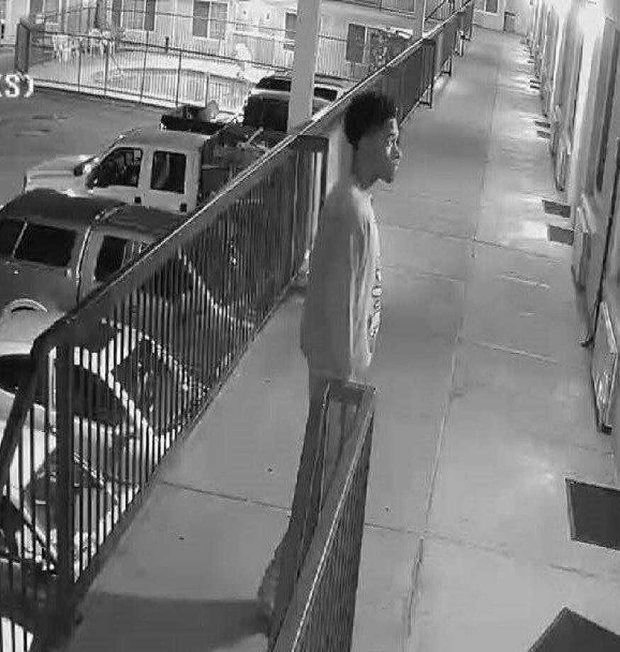 Surveillance camera image of a suspect in a series of prowlings and a sexual assault in Alameda. On Wednesday, police said a 17-year-old suspect had turned himself in. Photo: Alameda Police