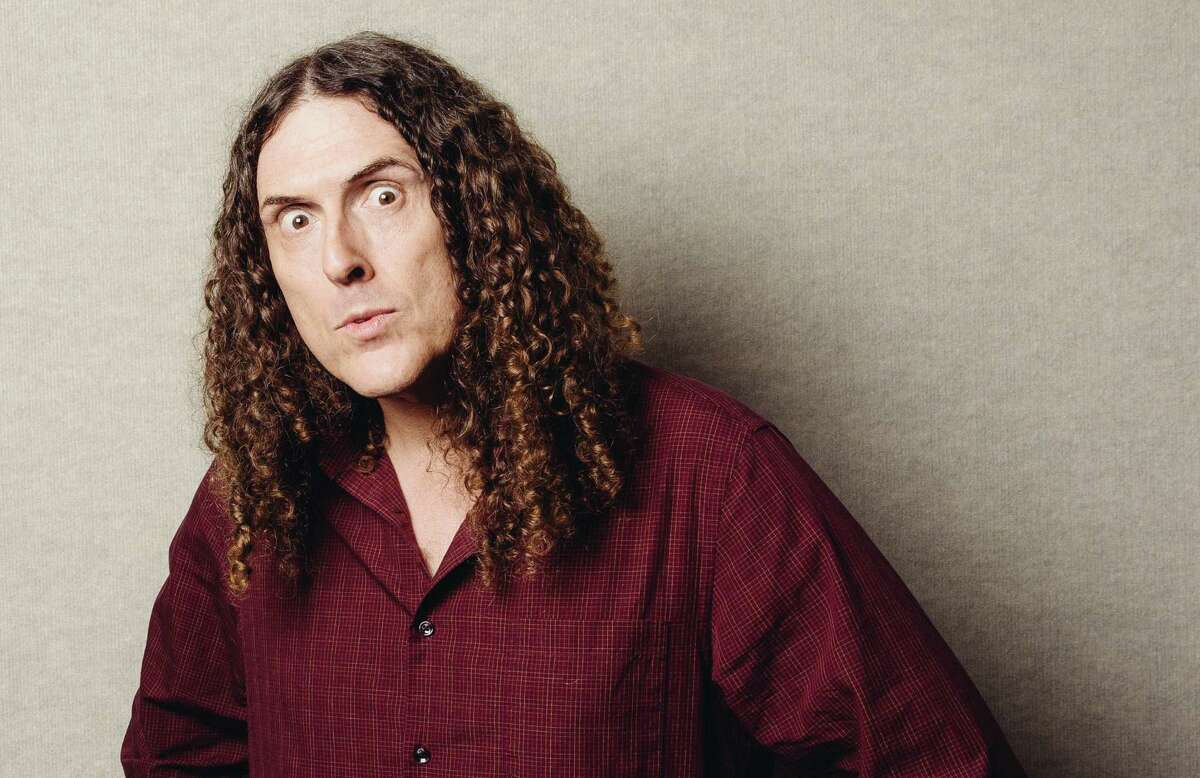 """""""Weird All"""" Yankovic insists that you have fun."""