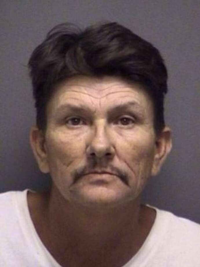 "Upton County Commissioner David ""Rowdy"" Mooney, 50, was arrested Sunday and charged with deadly conduct after a verbal argument with restaurant owner Jesus Alonzo over a months-long property dispute led Mooney to allegedly point a rifle at the owner, CBS 7 reported."