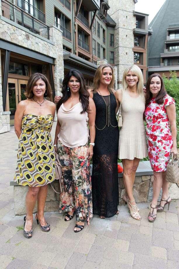 Dianne Yancey, Sujata Pherwani, Pauline Lordez, Kimberly Sharp, Marybeth Lamotte Photo: Drew Altizer Photography / © 2015 Drew Altizer Photography