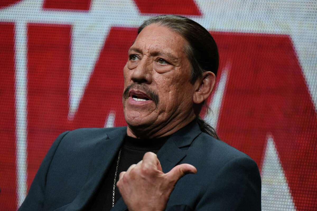 Danny Trejo will play a terrifying new character called The Regulator in