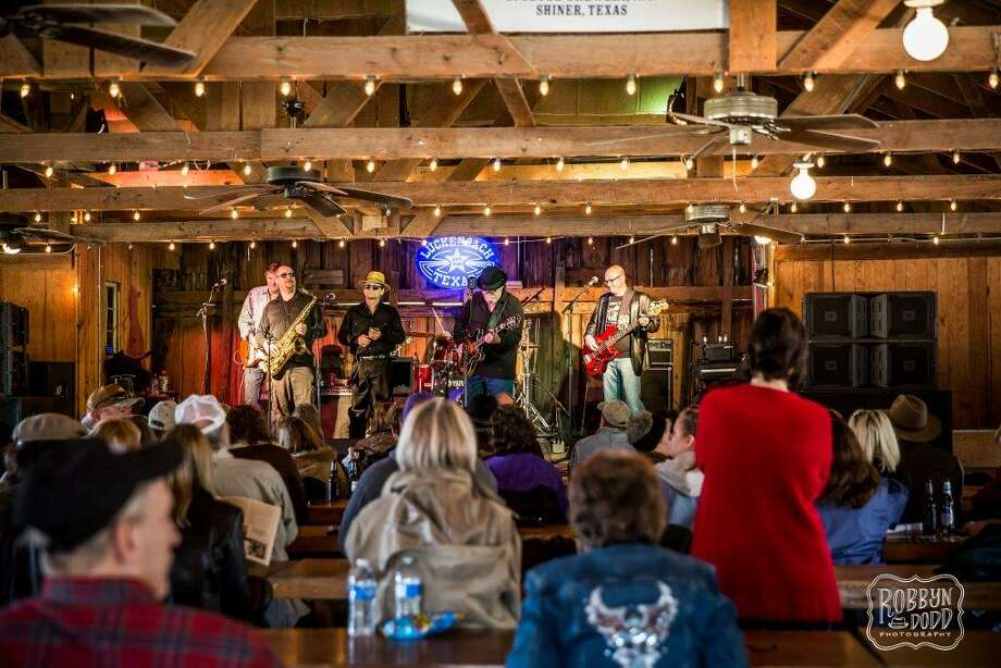 Bluesfest.  www.luckenbachtexas.com Photo: Photos Courtesy Of Luckenbach, TX.