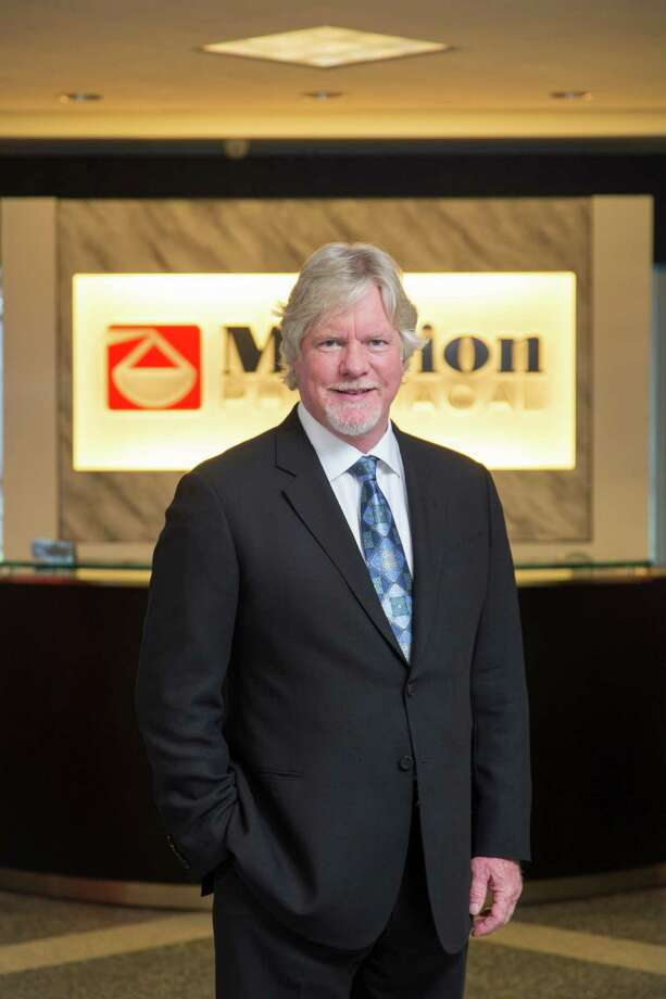 "Mission Pharmacal Co. President Neill ""Gobie"" Walsdorf Jr. has been named one of the 100 most inspiring people in the life sciences industry by PharmaVOICE magazine. Photo: Mission Pharmacal Co. / Photos copyright (c)by Danny Turner214-704-7975Danny@Danman.com"