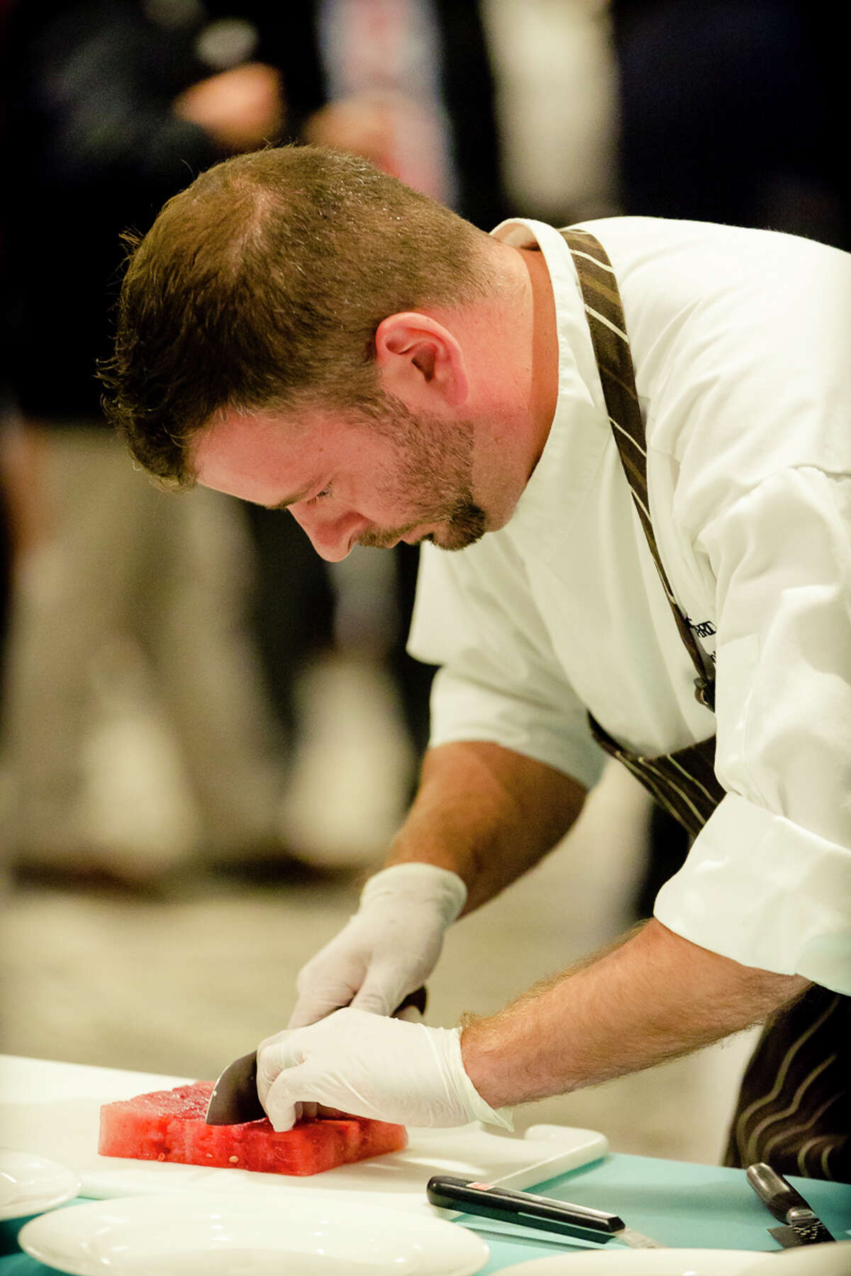 Were you Seen at the Fourth Annual Chefs' Challenge Event, hosted by the Big Brothers Big Sisters of the Capital Region, held at the Excelsior Springs at The Marriott in Saratoga Springs on Thursday, Aug. 6, 2015?